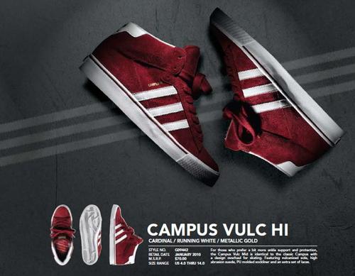 cheap- adidas campus vulc high »Over 50% discount 00271d699