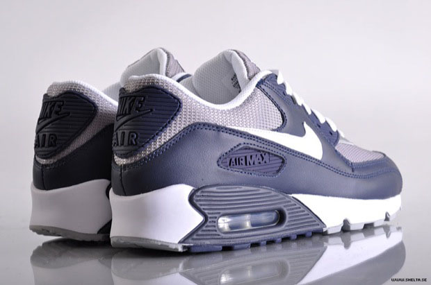 air max 90 dark blue